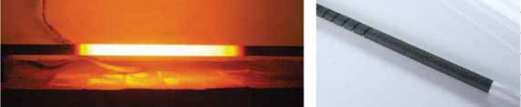 HEATING ELEMENTS IN SILICON CARBIDE (5)